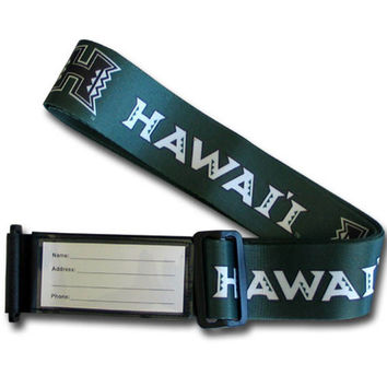 College Luggage Strap - University of Hawaii CLGS99