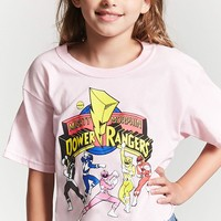 Girls Power Rangers Tee (Kids)