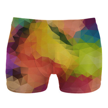 Colorful Geometric underwear
