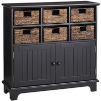 Holtom Cabinet - Rubbed Black$449.95