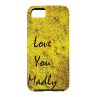 Amy Smith Love You Madly Cell Phone Case