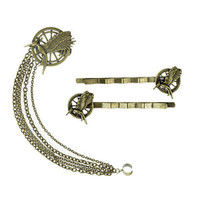 The Hunger Games: Catching Fire – Hair Accessory Set - NECA