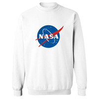 Trendy NASA Sweatshirts Men Sweatshirt for Men auturm winter pullover Hoodies and Sweatshirt Hoodies for Men Clothing NASA