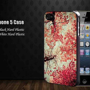 Autumn Springs,Iphone 5 case,accesories case,cell phone