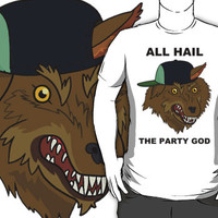 ADVENTURE TIME PARTY GOD