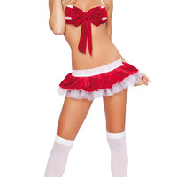 Women's Christmas Fancy Suit Costume Xmas Outfit = 4427504004