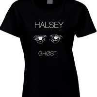 Halsey Ghost Womens T Shirt