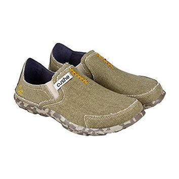 Cushe Men's Cushe Slipper,Sand,44 BR/11 M US