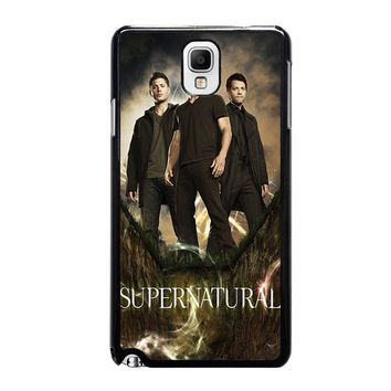 SUPERNATURAL Samsung Galaxy Note 3 Case Cover
