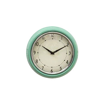 Retro Modern Wall Clock