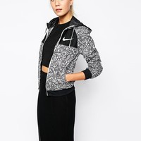 Nike Patterned Jacket