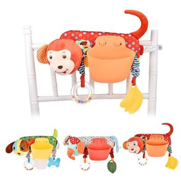 Baby Stroller Pendant Cartoon Animal Storage Box