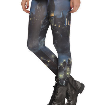 Harry Potter Hogwarts Leggings