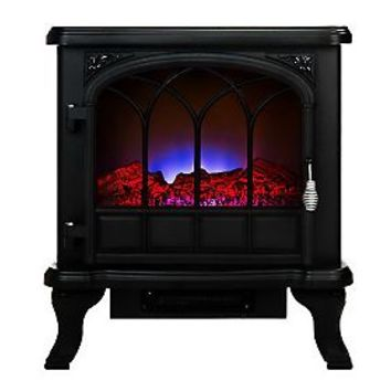 Duraflame 750W 1500W Electric Stove from QVC