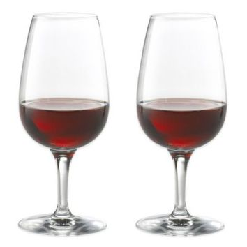 Wine Enthusiast Fusion Classic Port Wine Glasses (Set of 2)