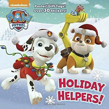 Holiday Helpers! Paw Patrol STK Deluxe