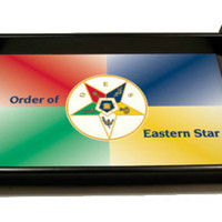 Order of the Eastern Star Greek Serving Tray