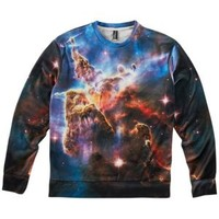 Imaginary Foundation Nebula Crew Sweatshirt - Men's at CCS
