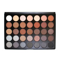 35 Colour Koffee Eye Shadow Palette (35K) by Morphe Brushes