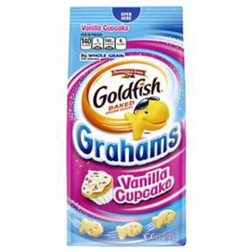 Pepperidge Farm® Goldfish Vanilla Cupcake Grahams Snacks 6.6 oz