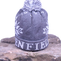 SS13 Penfield Dumont Bobble Hat Grey | Shop Now at Sa-kis