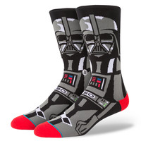 Stance Star Wars Vader Socks In Black