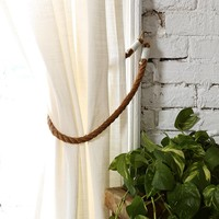4040 Locust Rope Curtain Tie-Back - Urban Outfitters