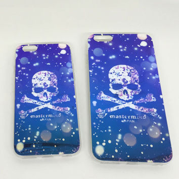 Skull Pattern  Case for iPhone5 5S 6 6s 6Plus 6sPlus