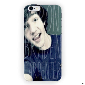 Aaron Braden Carpenter Magcon Boys For iPhone 6 / 6 Plus Case
