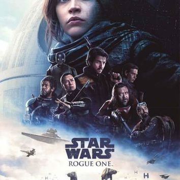Star Wars Rogue One Movie Cast Poster 24x36
