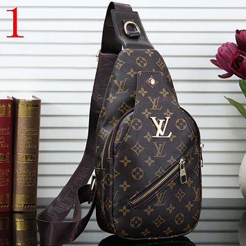 Louis Vuitton LV  Fashion Women Men Satchel Shoulder Bag Crossbody