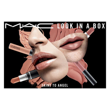 Look In A Box: Saint No Angel | MAC Cosmetics - Official Site