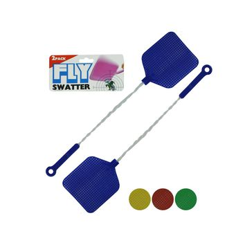 Fly Swatters with Wire Handles Case Pack 24