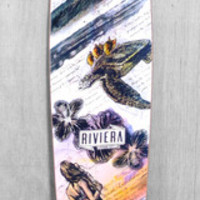 "RIVIERA 46"" VOYAGER LONGBOARD COMPLETE"