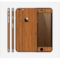 The Real Bamboo Wood Skin for the Apple iPhone 6 Plus