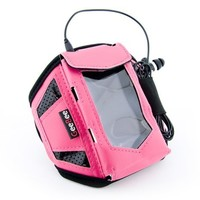 GeeBee Ultimo Sports / gym running armband for MP3 players / phones in size: L / color: Pink / comp