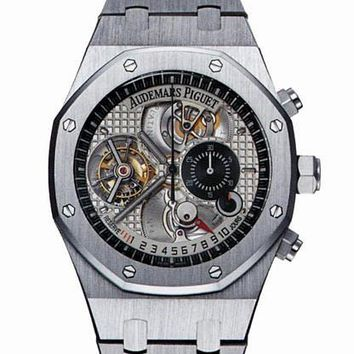 Audemars Piguet Royal Oak Tradition d\'Excellence Cabonet 4 Platinum Men\'s Watch