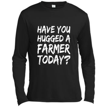 Have You Hugged A Farmer Today Tshirt cool shirt