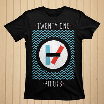 Twenty One Pilots Slogan Tshirt Men And Women,T-shirt Unisex Adult