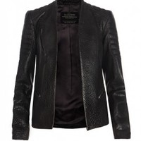 AllSaints Marin Biker | Womens Leather Jackets