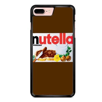 Nutella Bottle iPhone 7 Plus Case
