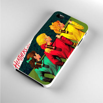 HEATHERS BROADWAY MUSICAL HOME GIRL iPhone 4s Case