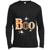 Halloween BOO with Spiders T-Shirt