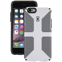 SPECK 73425-1909 iPhone(R) 6/6s CandyShell(R) Grip Case (White/Black)