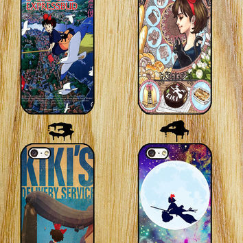 Kiki's Delivery Service iPhone 4/4S/5/5S/5C/6 Samsung Galaxy S3/S4/S5 custom case