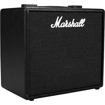 Marshall CODE 25W 1x10 Guitar Combo Amp Black | Guitar Center