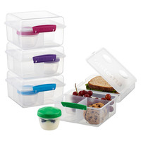 Klip-It® Lunch Cube Max To Go