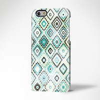 Ethnic Geometric Green iPhone 6s / 6s Plus Case, iPhone 5s / 5c Case, Galaxy S6 / Edge Plus Case 180