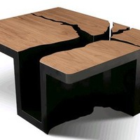 A Table That Cracked - Stylehive