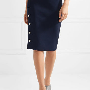 Altuzarra - Enya stretch-knit skirt